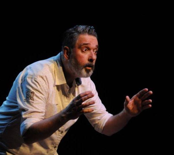 Raymond Uppelschoten - verhalenverteller