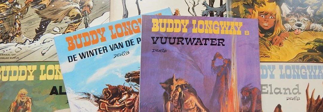 Buddy Longway: de strip van mijn puberteit